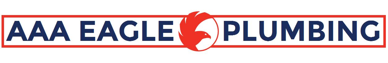 aaa eagle plumbing logo