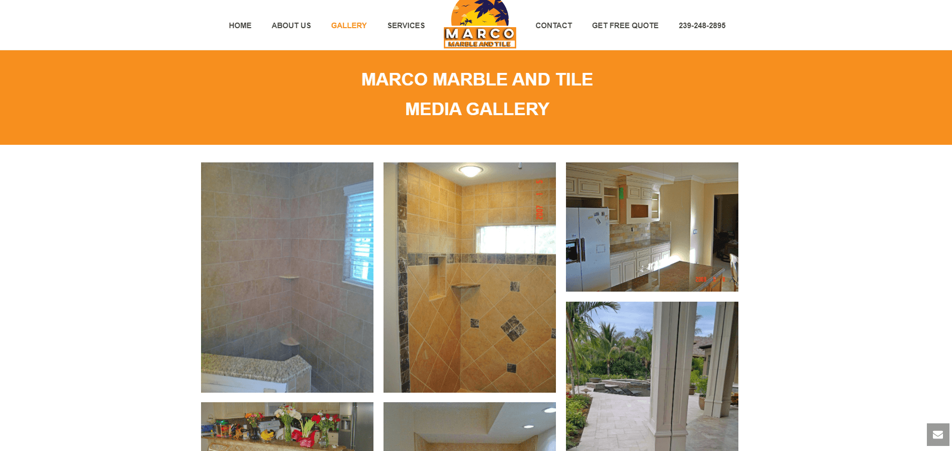 marco marbe and tile gallery page